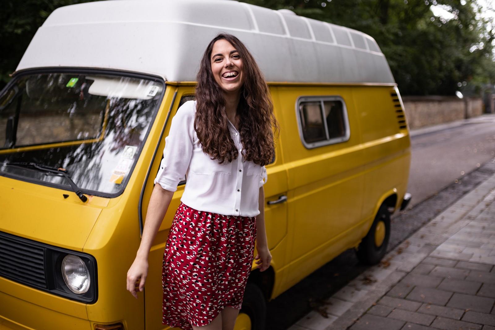 Doriane Dupont, Van Volkswagen